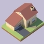 Cute house by Kenney