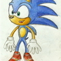 Sonic the Hedgehog by Azza822