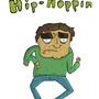 Hip Hoppin by fluffkomix