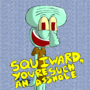 Squidward by AdequateJ