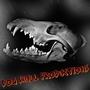 Dog Skull Productions logo by jingi