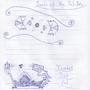 [Various Pieces D] (08/04/2015) by Nez-Man