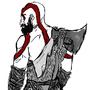 Old Man Kratos by Blastify