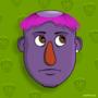 Purple Monk by nuxttux