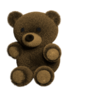 Realistic 3D Teddy Bear by BubbleBotRADIOCHARLE
