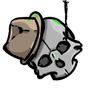 Ballonskull by Toothytoozu