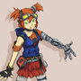 Gaige the Mechromancer by Rictuz