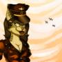 Natalie was a secret furry raider by Noveltybest
