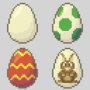 Easter Eggs! by BizmasterStudios