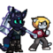 Kaiya and Cynric