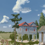 Virtual Plein Air Days 1-9 by CardboardKnife