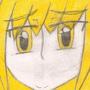Kawaii Yellow Hair Girl by SWOtakuSenpai