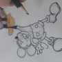 wip 2d mickey by Agus-S