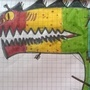 Teh Rainbow Monster by M4dMonst3r