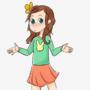 anime girl by MexicanArmadillo