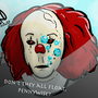 Pennywise (IT) by Toothytoozu