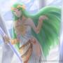 Lady Palutena - SFW Ver.