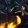 Battle mages squad by Lefvaid