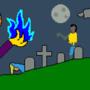 jack vs zombies by michaelgorden