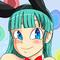 Bunny Suit Bulma