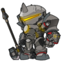 Reinhardt - Overwatch by FlashSLB