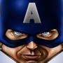 Cute Captain America :) by ReincARTnate