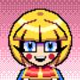 [Eltro] Chibi Girly Girl by Eltro2kneo