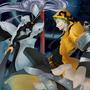Battle Between Legends
