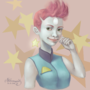 Pearl from Steven Universe (Old Design) by Nikomanis