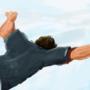 Random Free Fall by PersonZ