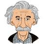 Albert Einstein by LolliPooh