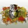 Tradigital Owl by thiagobm