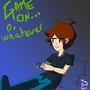 Gamers gonna hate by TheAxelGuy