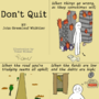 Don't Quit by TMilman