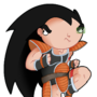 Raditz!!! by FlashSLB