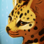 Sunny Serval by DoodlePaw