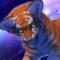 Golden Tiger cub