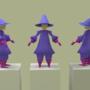 Wizard guy by Vonzaku