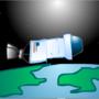 Orion in orbit by BluestoneTE