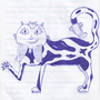 MentumAuris Feline Hybrid. (09/04/2016) by Nez-Man