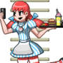 13 Wendy's mascot by ScepterDPinoy