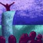 Public speaking gone purple. by PersonZ