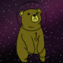 Space Bear by Doppelganchor