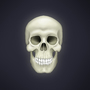Humanoid Skull by Parseh-Designs
