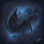 Xenomorph Raptor by fabianlpineda