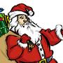 Santa by aryakchatterjee