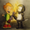 Pico and his Fire-Gun