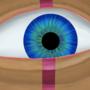 ANA eye - The granny of Overwatch by Zurex