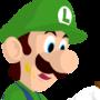 Luigi by Smiledon