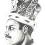Freddie Mercury by Aludra